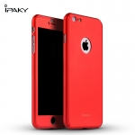 IPAKY Case 360 3 in 1 iPhone 6 6 S- Red