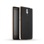 IPAKY Case Xiaomi redmi note (ฺGold)