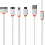 ROMIX USB data speed 4 in one mini (Orange)