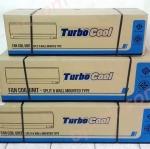 โครงแอร์คอล์ยเย็น TurboCool แบบติดผนัง ขนาด 25,000 BTU.