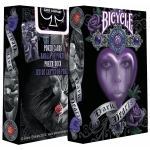 Bicycle Dark Hearts Playing Cards