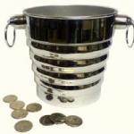 ถังเสกเหรียญ (Wonderful Coin Bucket / Tora)