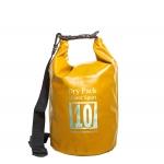 กระเป๋ากันน้ำ Dry pack 10L-สีส้ม