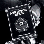 The Mechanic Deck House Of Playing Cards