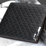 พร้อมส่ง กระเป๋าสตางค์ใบสั้นผู้ชาย นักธุรกิจ แฟชั่นเกาหลี ยี่ห้อ baellerry รหัส BA-B004-1 สีดำ ทรงนอน *ไม่มีกล่อง