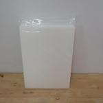 wafer sheet / แผ่นเวเฟอร์ (แบบหนา 0.8mmตั้งทรงได้) 50แผ่น