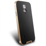 IPAKY Case Samsung Galaxy S 5 (Gold)