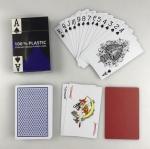 Plastic Standard Bridge Playing Cards