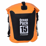 Back Pack 15L - สีส้ม