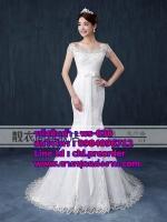 ชุดแต่งงานราคาถูก รัดรูป กระโปรงยาว ws-038 pre-order
