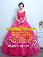 ชุดแต่งงาน [ ชุดพรีเวดดิ้ง Premium ] APD-028 กระโปรงยาว สีชมพูเข้ม (Pre-Order)