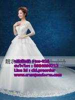 ชุดแต่งงานราคาถูก กระโปรงยาว ws-026 pre-order