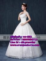 ชุดแต่งงานราคาถูก กระโปรงสุ่ม ws-032 pre-order