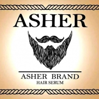 ร้านน้ำยาเซรั่มปลูกหนวด คิ้ว เครา จอน เส้นขนดกดำเงางาม Asher Hair Serum