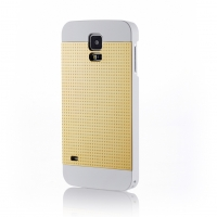 MOTOMO INO METAL PERFPRATED CASE for Galaxy S5