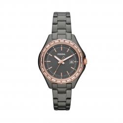 นาฬิกา Fossil รุ่น AM4397 นาฬิกาข้อมือผู้หญิง ของแท้ รับประกันศูนย์ 2 ปี ส่งพร้อมกล่อง และใบรับประกันศูนย์