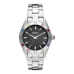 นาฬิกา DKNY รุ่น NY8718 นาฬิกาข้อมือผู้หญิง ของแท้ รับประกันศูนย์ 2 ปี ส่งพร้อมกล่อง และใบรับประกันศูนย์