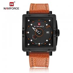 นาฬิกา Naviforce รุ่น NF9065M สีส้ม/ดำ ของแท้ รับประกันศูนย์ 1 ปี ส่งพร้อมกล่อง และใบรับประกันศูนย์ ราคาถูกที่สุด