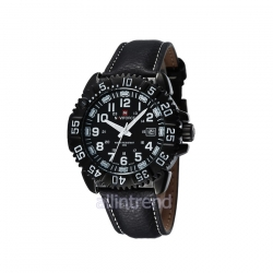 นาฬิกา Naviforce รุ่น NF9041M สีขาว ของแท้ รับประกันศูนย์ 1 ปี ส่งพร้อมกล่อง และใบรับประกันศูนย์ ราคาถูกที่สุด