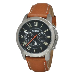 นาฬิกา Fossil รุ่น FS4918 นาฬิกาข้อมือผู้ชาย ของแท้ รับประกันศูนย์ 2 ปี ส่งพร้อมกล่อง และใบรับประกันศูนย์