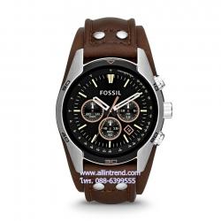 นาฬิกา Fossil รุ่น CH2891 นาฬิกาข้อมือผู้ชาย ของแท้ รับประกันศูนย์ 2 ปี ส่งพร้อมกล่อง และใบรับประกันศูนย์