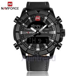นาฬิกา Naviforce รุ่น NF9114M สีดำ ของแท้ รับประกันศูนย์ 1 ปี ส่งพร้อมกล่อง และใบรับประกันศูนย์ ราคาถูกที่สุด