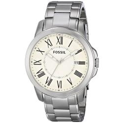 นาฬิกา Fossil รุ่น FS4734 นาฬิกาข้อมือผู้ชาย ของแท้ รับประกันศูนย์ 2 ปี ส่งพร้อมกล่อง และใบรับประกันศูนย์
