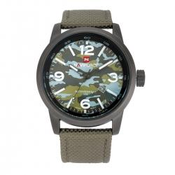 นาฬิกา Naviforce รุ่น NF9080M Green นาฬิกาข้อมือสุภาพบุรุษ ของแท้ รับประกันศูนย์ 1 ปี ส่งพร้อมกล่อง และใบรับประกันศูนย์ ราคาถูกที่สุด