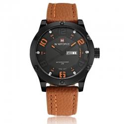 นาฬิกา Naviforce รุ่น NF9070M Org BN นาฬิกาข้อมือสุภาพบุรุษ ของแท้ รับประกันศูนย์ 1 ปี ส่งพร้อมกล่อง และใบรับประกันศูนย์ ราคาถูกที่สุด