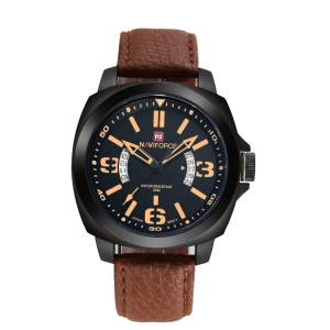 นาฬิกา Naviforce รุ่น NF9062M Yellow นาฬิกาข้อมือสุภาพบุรุษ สีเหลือง ของแท้ รับประกันศูนย์ 1 ปี ส่งพร้อมกล่อง และใบรับประกันศูนย์ ราคาถูกที่สุด
