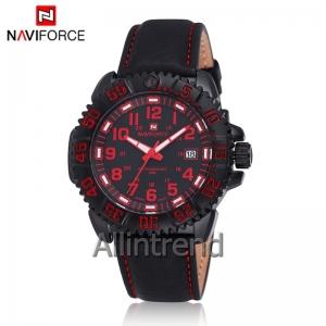 นาฬิกา Naviforce รุ่น NF9041M สีแดง ของแท้ รับประกันศูนย์ 1 ปี ส่งพร้อมกล่อง และใบรับประกันศูนย์ ราคาถูกที่สุด
