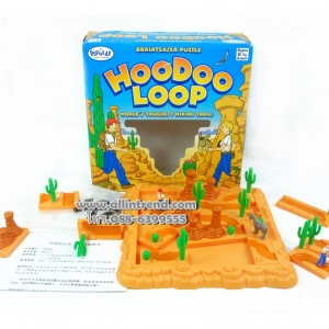 Hoo Doo Loop เกมท่องทะเลทรายหาทางออก Popular Playthings