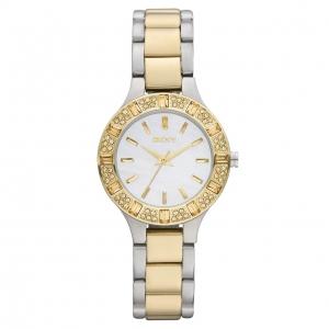 นาฬิกา DKNY รุ่น NY8742 นาฬิกาข้อมือผู้หญิง ของแท้ รับประกันศูนย์ 2 ปี ส่งพร้อมกล่อง และใบรับประกันศูนย์