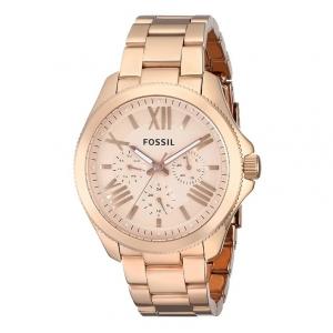 นาฬิกา Fossil รุ่น AM4511 Cecile Multifunction-Rose Gold นาฬิกาข้อมือผู้หญิง ของแท้ รับประกันศูนย์ 2 ปี ส่งพร้อมกล่อง และใบรับประกันศูนย์