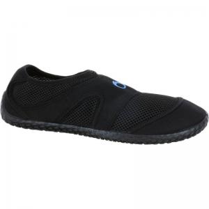 Tribord รองเท้าลุยน้ำ รองเท้าดำน้ำ สีดำ