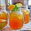 แก้วมีหูจับ 450 ml ลาย Ice Cold Drink ฝาเจาะ thumbnail 5