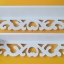 ชั้นวางของติดผนังตกแต่งบ้าน สีขาวฉลุลายสวยหวาน สไตล์วินเทจ thumbnail 4