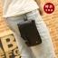 พร้อมส่ง กระเป๋าผู้ชายแฟขั่นเกาหลี ใบเล็ก ใส่โทรศัพท์ iphone รหัส Man-734 สีดำ thumbnail 2