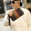 พร้อมส่ง กระเป๋าผู้ชาย คลัทซ์ผ้าใบพร้อมสายคล้องมือ แฟชั่นเกาหลี รหัส Man-827 สีดำ