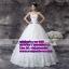 ชุดแต่งงานราคาถูก เกาะอก ws-040 pre-order thumbnail 1