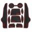 WASABI ซิลิโคนปูพื้นผิวคอนโซล รุ่น Altis 09 (สีดำ) thumbnail 1