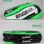 กระเป๋า Eageka ใบใหญ่สีดำ/เขียวเข้มสะท้อนแสง หนังแก้ว thumbnail 1