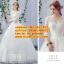 ชุดแต่งงานราคาถูก แขนยาวปักเถาวัยล์ ws-2017-027 pre-order thumbnail 1