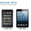 Mini Tablet Waterproof Pouch - สีขาว thumbnail 4