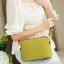 ขายส่งกระเป๋าสะพายข้างผู้หญิง Messenger bag ใบเล็ก แฟชั่นเกาหลี Sunny-785 สีเขียวอ่อน thumbnail 1