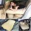 ที่นอนในรถ ที่นอนรถ ที่นอนเบาะหลังรถยนต์ ที่นอนเด็กในรถ เบาะนอนในรถเบาะเด็กในรถ car bed (beige) thumbnail 7