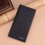 พร้อมส่ง กระเป๋าสตางค์นักธุรกิจผู้ชาย ใบยาว แฟชั่นเกาหลี ยี่ห้อ dandeli รหัส DA-381-35 สีดำ thumbnail 1