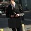 พร้อมส่ง กระเป๋าผู้ชายแฟขั่นเกาหลี กระเป๋านักธุรกิจ รหัส Man-7807 สีดำ thumbnail 1
