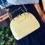 พร้อมส่ง ขายส่งกระเป๋าผู้หญิง ถือและสะพายข้างใบเล็ก หูจับแมว แฟชั่นเกาหลี Fashion รหัส NA-564 สีเหลือง thumbnail 1