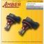 Amber ไฟหน้า Led 57 ดวง super bright H11 สีขาว 6.3 วัตต์ (แพ็คคู่) thumbnail 1